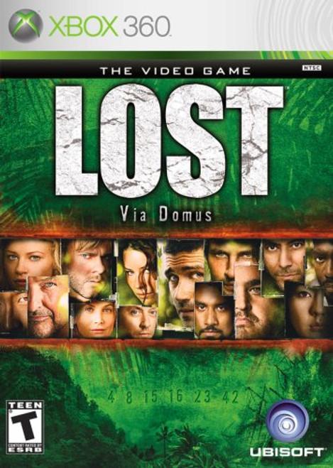 Lost: Via Domus - Xbox 360 - USED