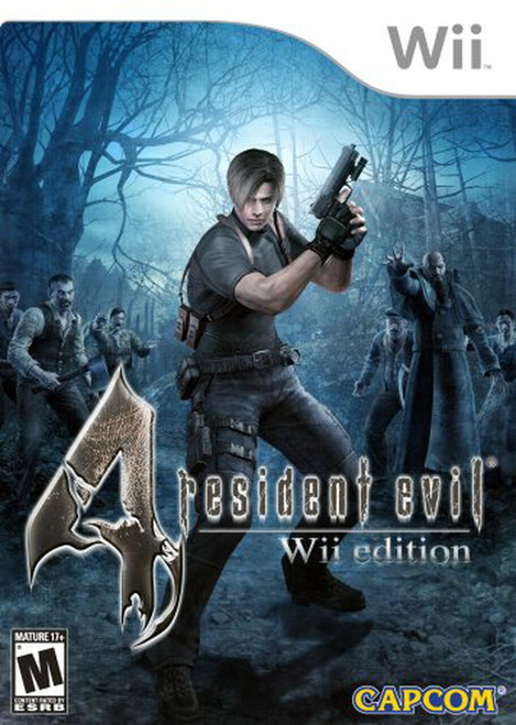 Resident Evil 4 - Wii - USED