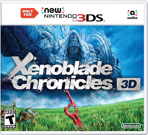 Xenoblade Chronicles 3D - New 3DS - USED