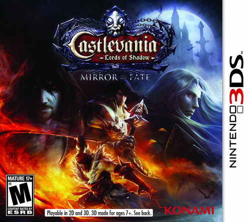 Castlevania: Lords of Shadow: Mirror of Fate - 3DS - USED