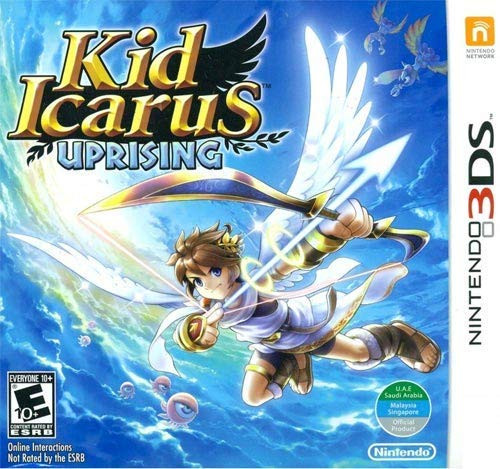 Kid Icarus: Uprising - 3DS - USED