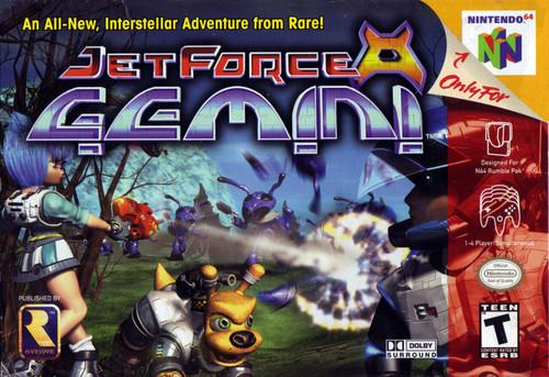 Jet Force Gemini - N64 - USED (INCOMPLETE)
