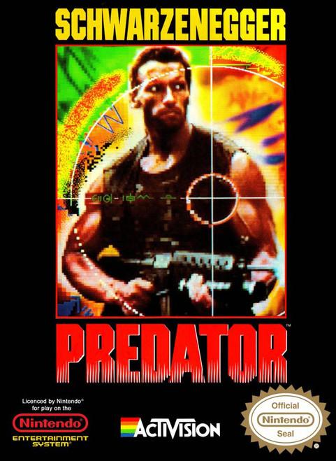 Predator - NES - USED (INCOMPLETE)