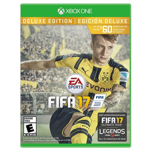 FIFA 17 - Deluxe Edition - Xbox One