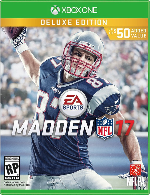 Madden 17 - Deluxe Edition - XBox One - USED