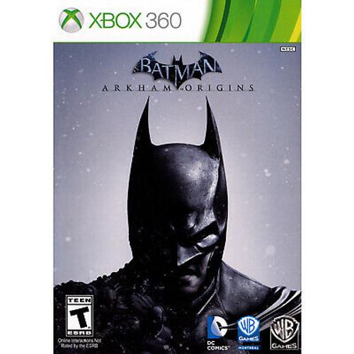 Batman: Arkham Origins - Xbox 360 - USED