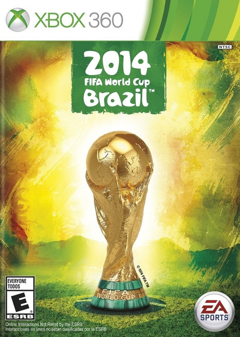 2014 FIFA World Cup Brazil - Xbox 360 - USED
