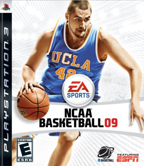 NCAA Basketball 09 - PS3 - USED