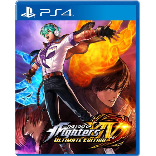 The King of Fighters XIV - Ultimate Edition - PS4