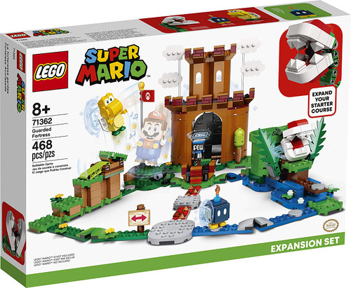 LEGO Super Mario: Guarded Fortress (468 pcs.) - Expansion Set (71362)