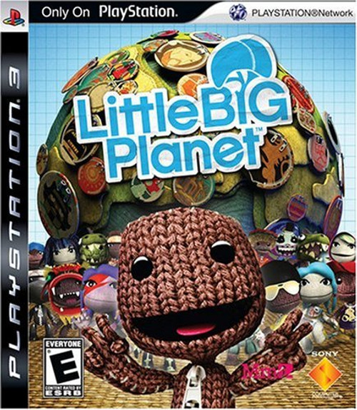 Little Big Planet - PS3 - USED