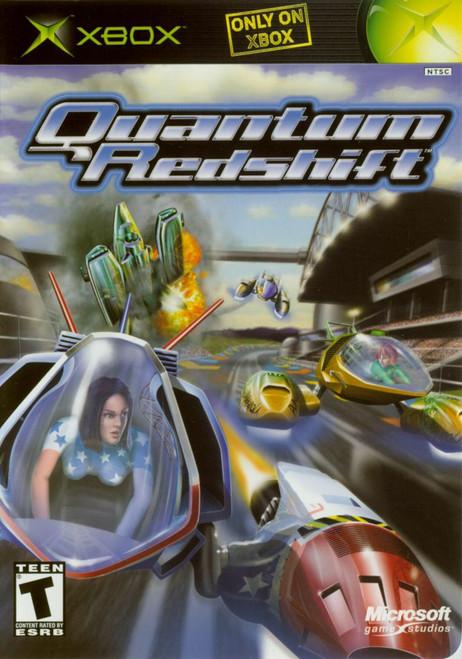Quantum Redshift - Xbox - USED