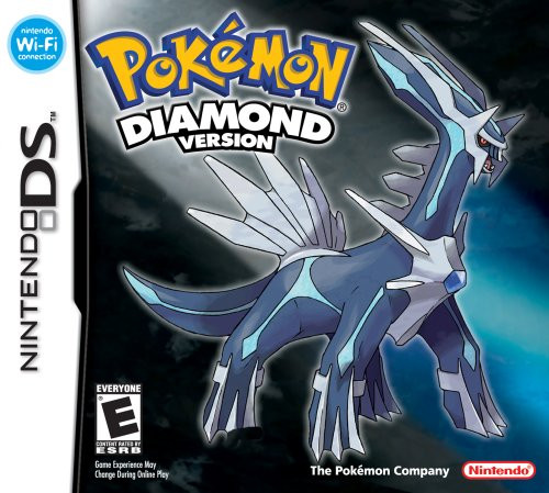 Pokemon Diamond - DS - USED