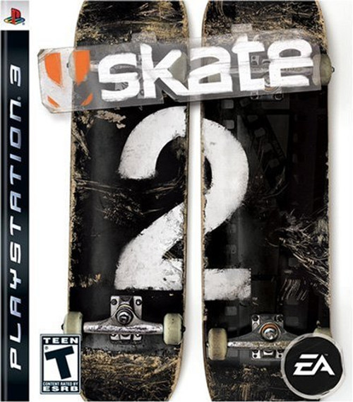 Skate 2 - PS3 - USED