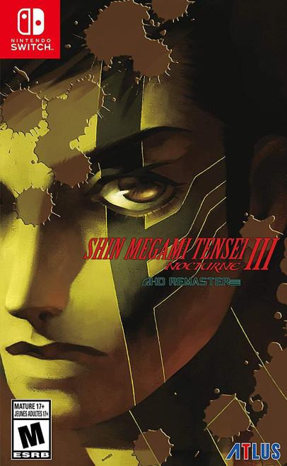 Shin Megami Tensei III: Nocturne HD Remaster - Switch
