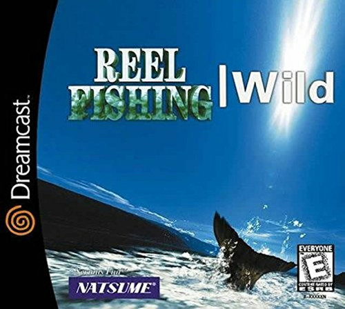 Reel Fishing | Wild - Dreamcast - USED