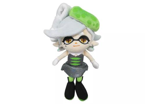 "Splatoon Squid Sister Marie 9"" Plush"
