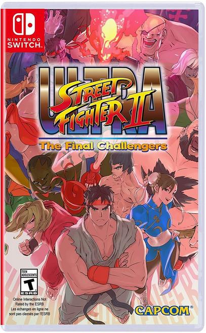 Ultra Street Fighter II - Switch