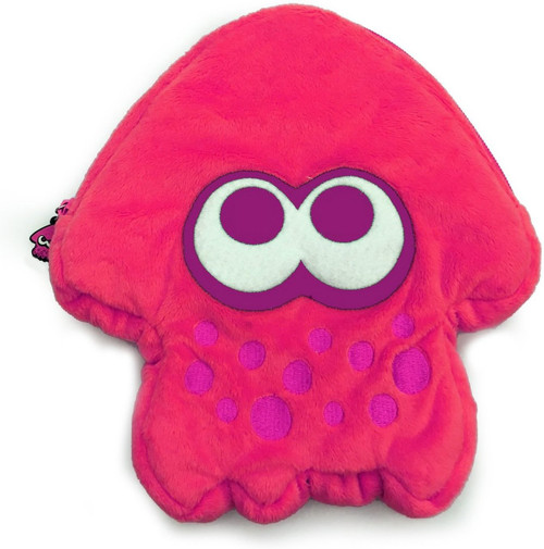 Splatoon Plush Pouch