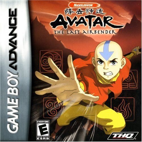 Avatar the Last Airbender - GBA - USED - COMPLETE