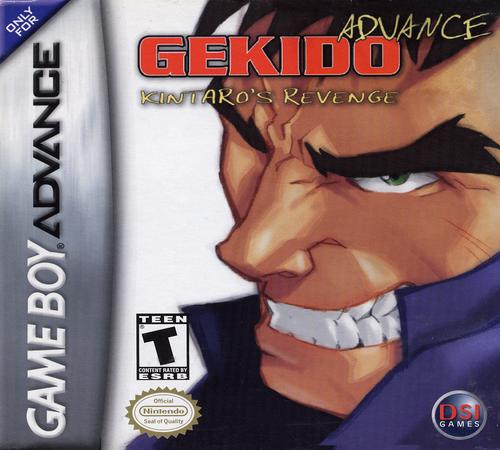 Gekido Advance Kintaro's Revenge - GBA - USED - COMPLETE