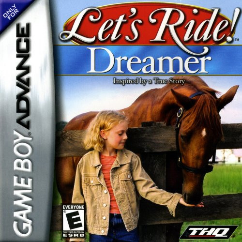 Let's Ride! Dreamer - GBA - USED - INCOMPLETE