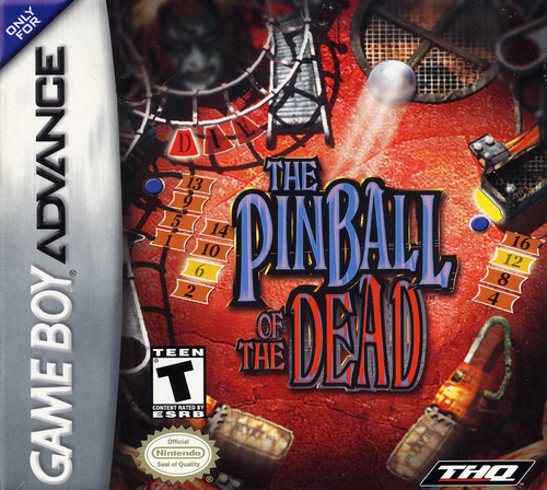 Pinball of the Dead - GBA - USED - COMPLETE