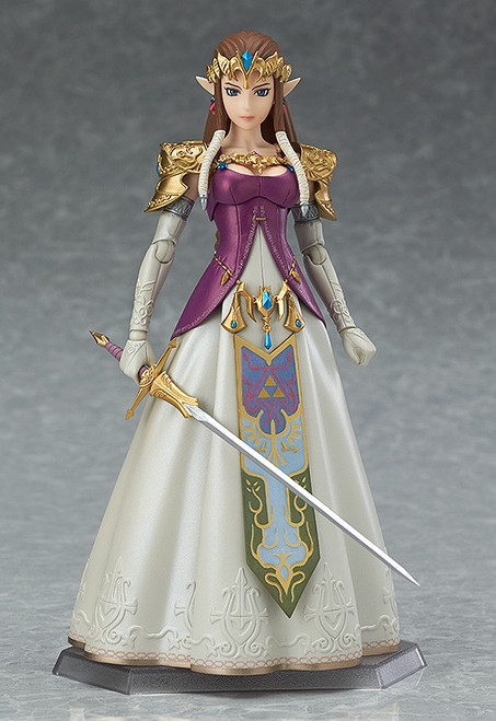 Zelda Twilight Princess Figma