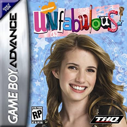 Unfabulous - GBA - USED (INCOMPLETE)