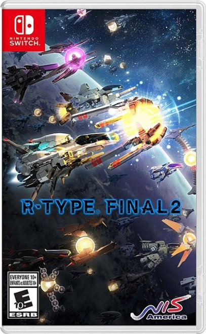 R-Type Final 2 - Switch - NEW
