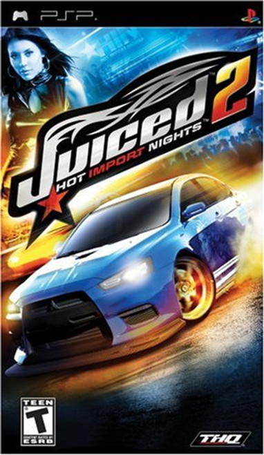 Juiced 2: Hot Import Nights - PSP - USED