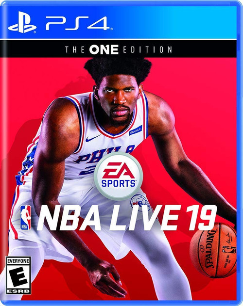 NBA Live 19 - The One Edition - PS4 - USED