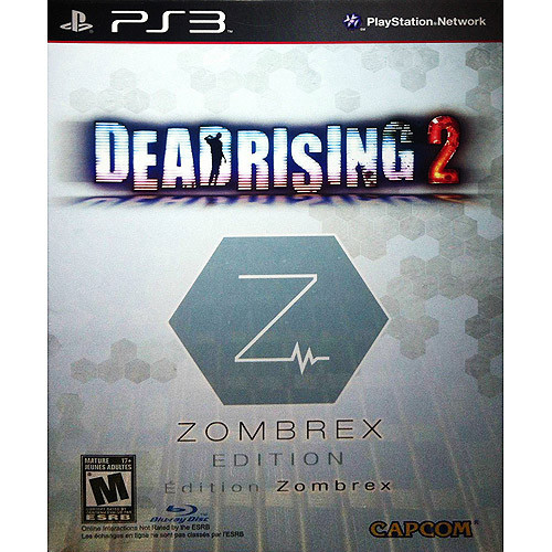 Dead Rising 2 - Zombrex Edition - PS3 - USED