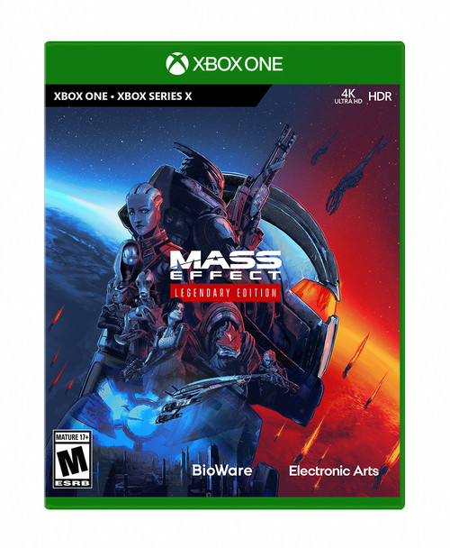 Mass Effect: Legendary Edition - Xbox One