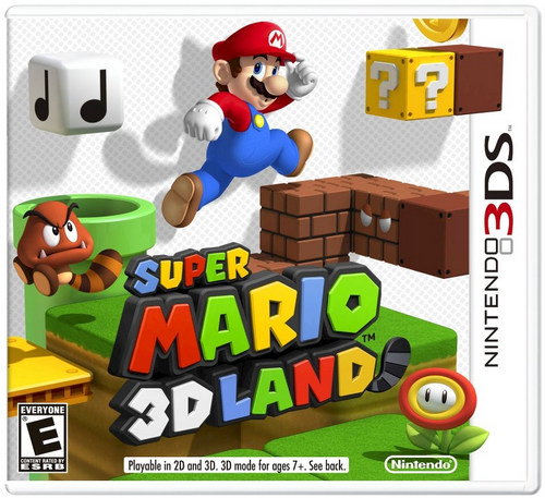 Super Mario 3D Land - 3DS - NEW