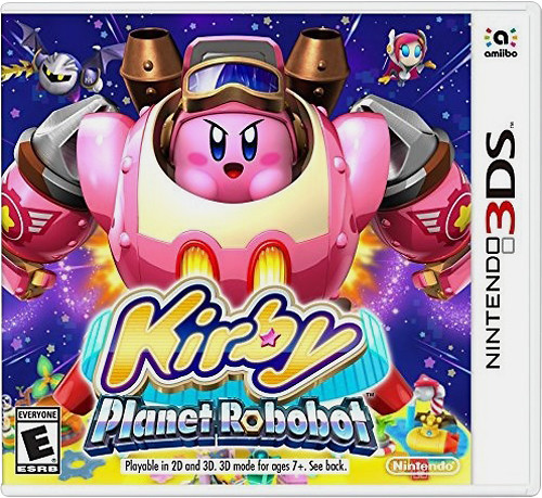 Kirby: Planet Robobot - 3DS - NEW