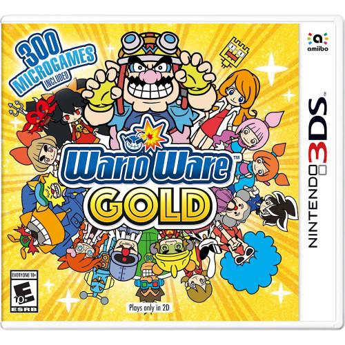 WarioWare Gold - 3DS -NEW