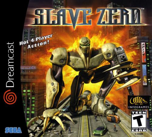 Slave Zero - Dreamcast - USED