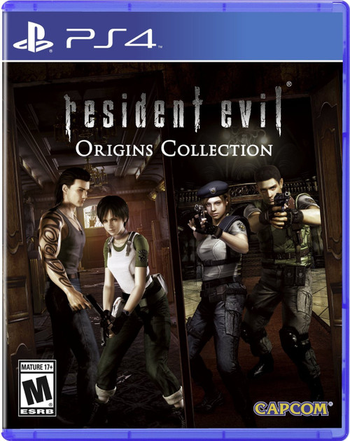 Resident Evil Origins Collection - PS4 - NEW