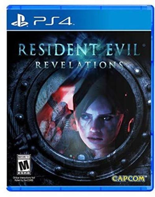 Resident Evil: Revelations - PS4 - NEW