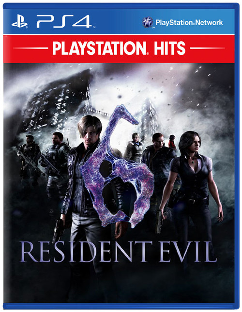 Resident Evil 6 - Playstation Hits - PS4 - NEW