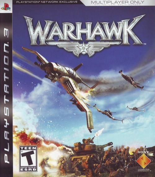 Warhawk - PS3 - USED