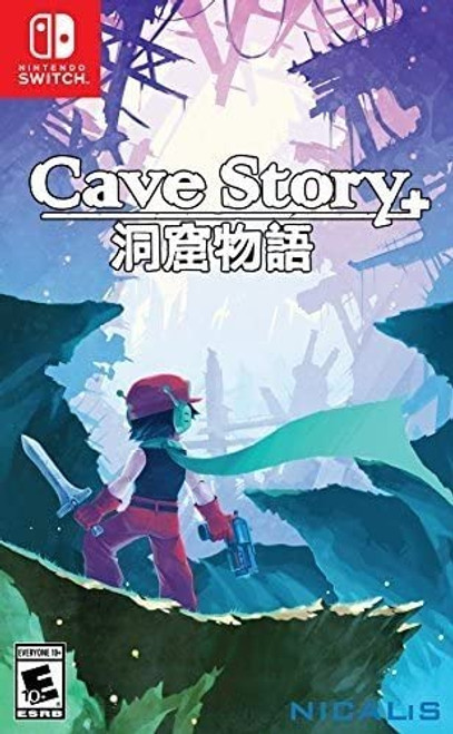 Cave Story+ - Switch - USED