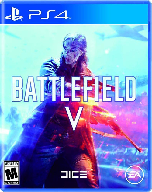 Battlefield V - PS4 - NEW
