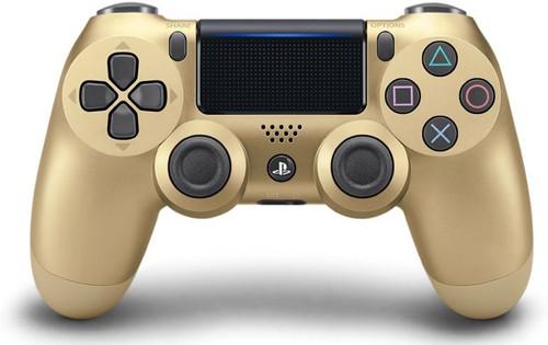 Dualshock 4 Gold Controller