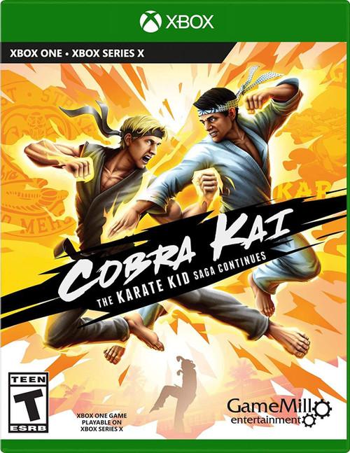 Kobra Kai: The Karate Kid Saga Continues.. - Xbox One - NEW
