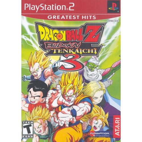 Dragon Ball Z: Budokai Tenkaichi 3 - Greatest Hits - PS2 - USED