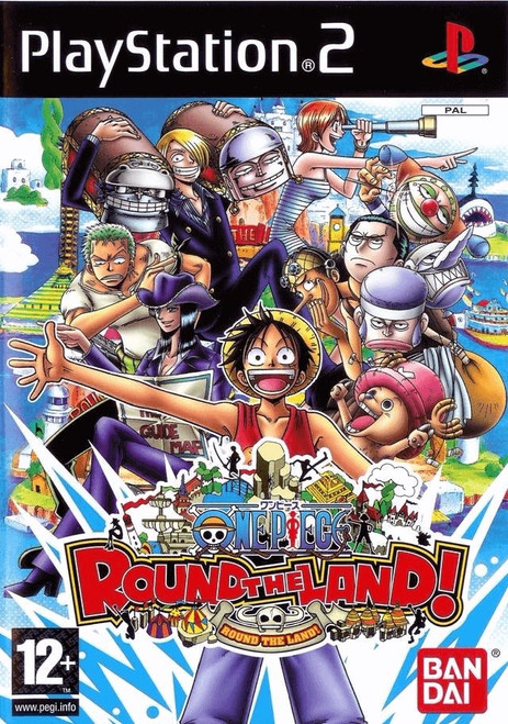 One Piece Land Land - PS2 - USED (IMPORT)