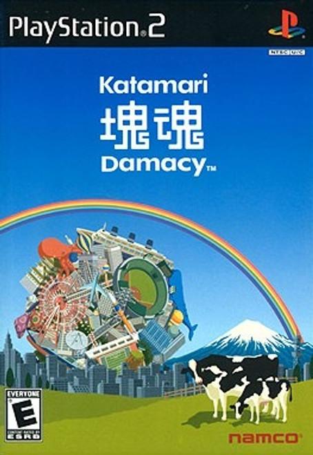 Katamari Damacy - PS2 -  USED (IMPORT)
