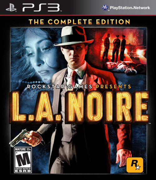 L.A. Noire - The Complete Edition - PS3 - USED